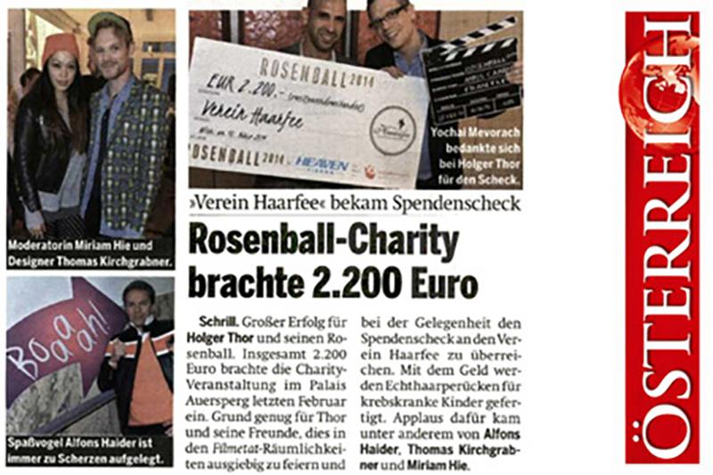 Artikel in Österreich