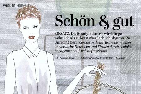 """""""Wienerin"""": Schön & gut"""