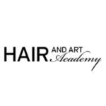 Logo Hair and Art Academy