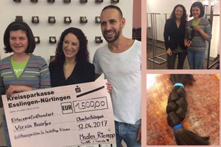 Madlen's Spenden- aktion