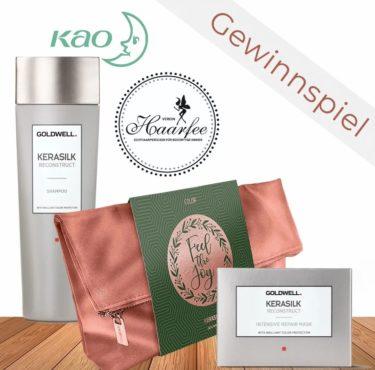 Haarfee-Gewinnspiel in Kooperation mit KAO Österreich