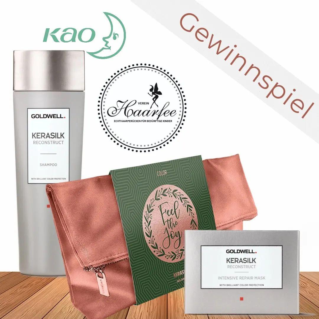 Gewinnspiel KAO - Produkte, die es zu geewinnen gibt